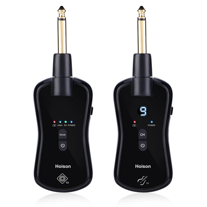 Portable K380C Wireless Transmitter Receiver (5 Effects)