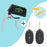 2019 New Arrival: Hoison M7 Wireless Audio Transmission Set With Receiver Transmitter