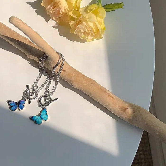 Dream Butterfly Necklace ✨ Bracelet