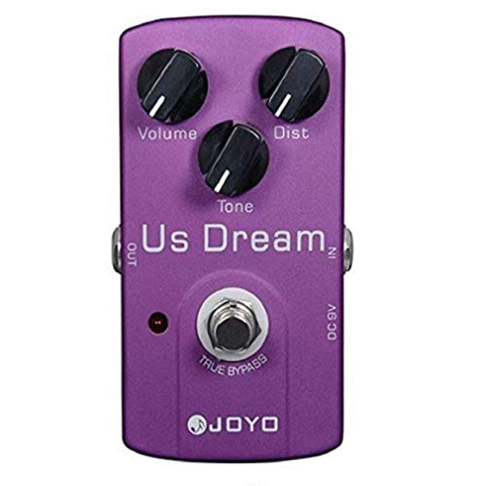 Joyo JF-34 US Dream Distortion Guitar Pedal