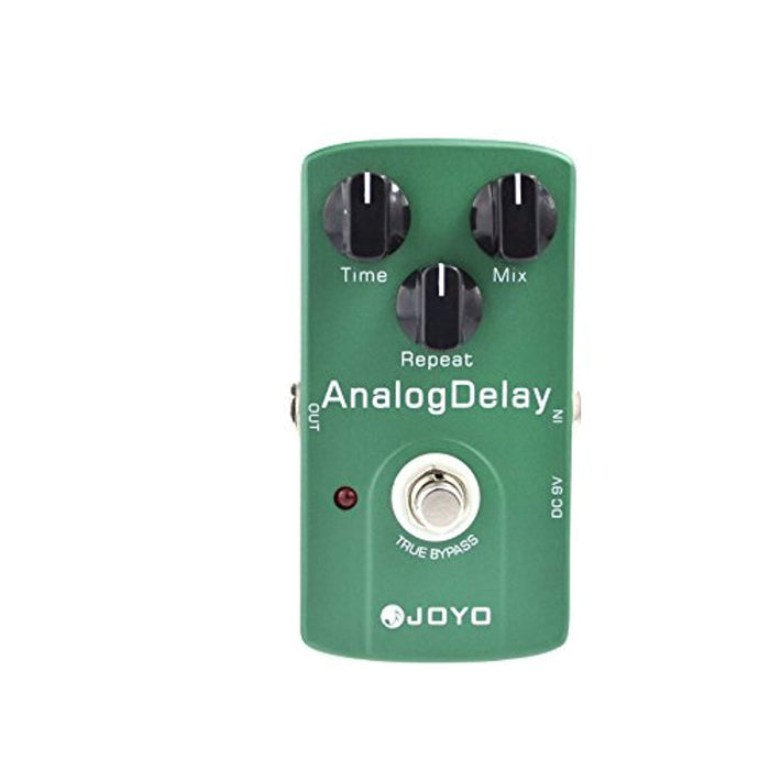 Joyo JF-33 Analog Delay Pedal with Function Delay Effect