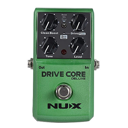 NUX DRIVE Core DELUXE Guitar Pedal Electric Effect Pedal Mixture Of Boost