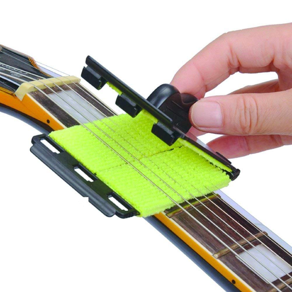 Guitar String Cleaners