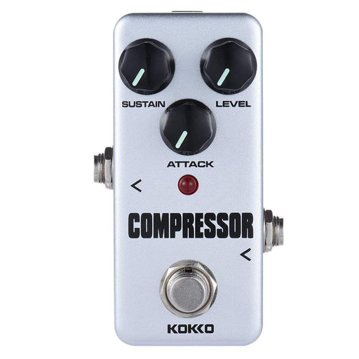 KOKKO FCP-2 Compressor Portable Guitar Effect Pedal