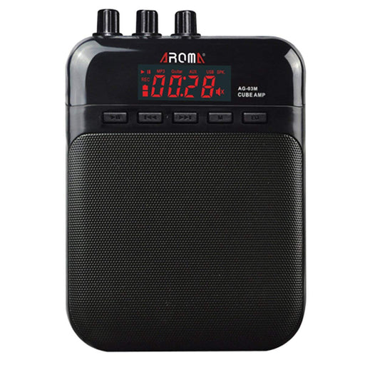 AROMA AG-03M Portable Charging Mini Guitar Amplifier