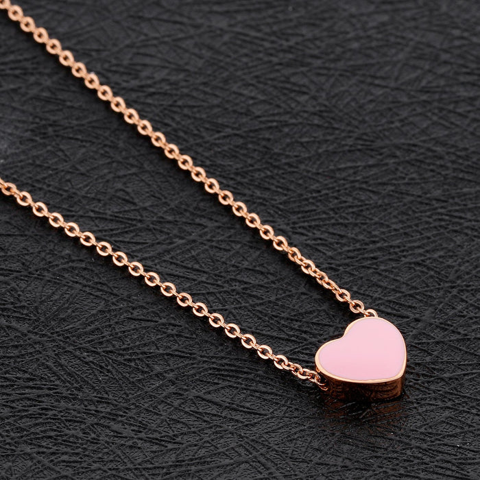 Sweet little love ladies necklace jewelry