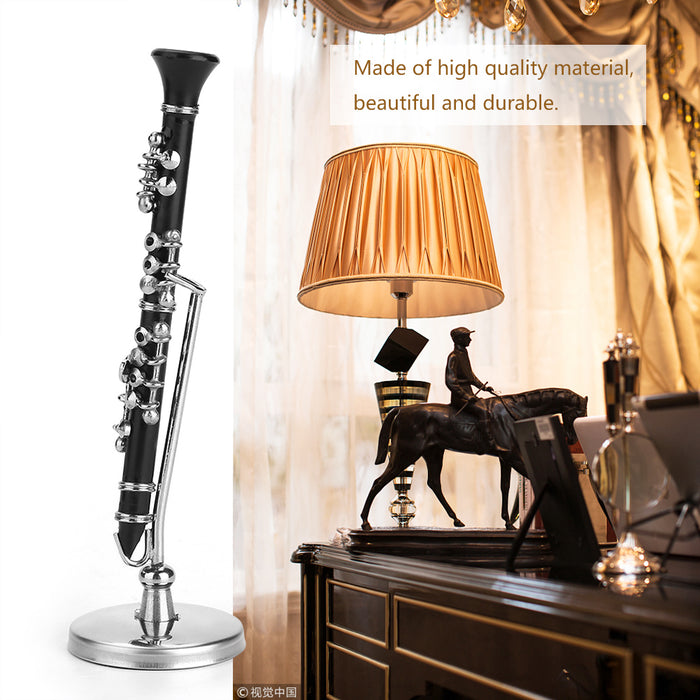 Miniature Saxophone Model