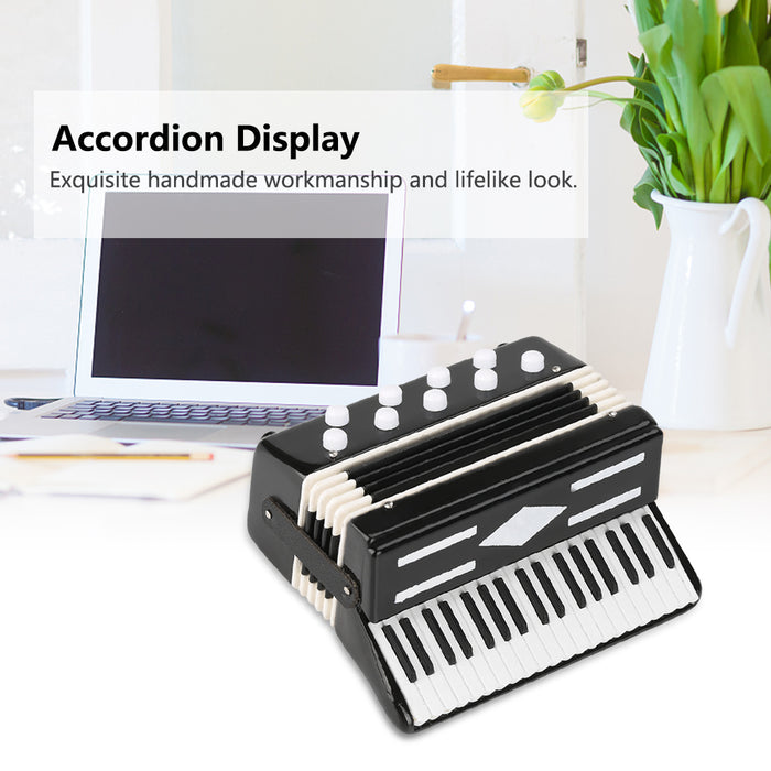 Miniature Accordion Model