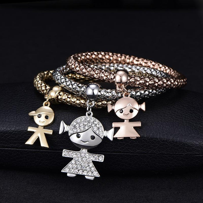 All My Children Bracelet Set (Smiles Edition)