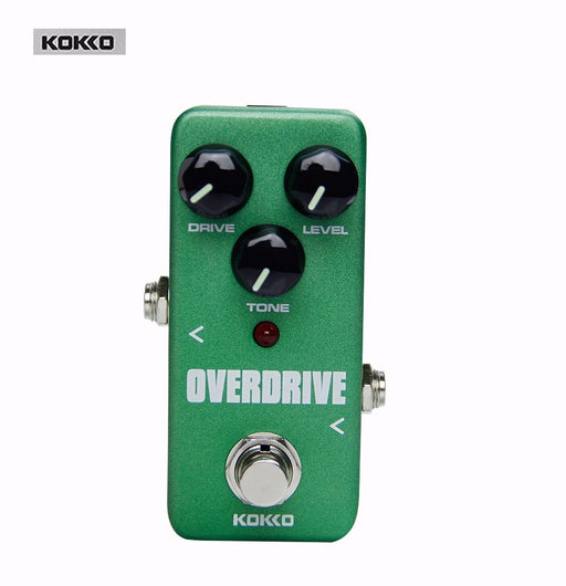 Flanger KOKKO FOD3 Overdrive Mini Guitar Effects Pedal