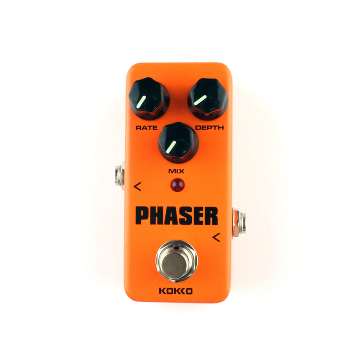 KOKKO FPH2 MINI Vintage Phaser Guitar Effect Pedal with True Bypass