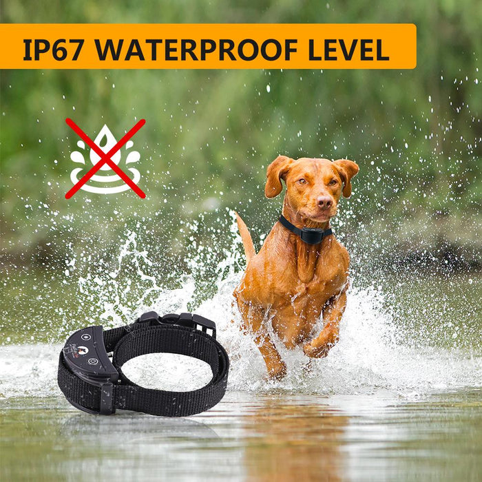 Anti-Dog Barking Dog Training bark Stopper Electric Shock Dog Training Training bark Stop Barking Electric Shock Collar