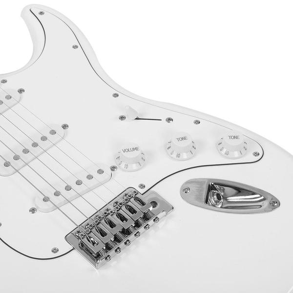 IRIN 39 inch ST Electric Guitar White