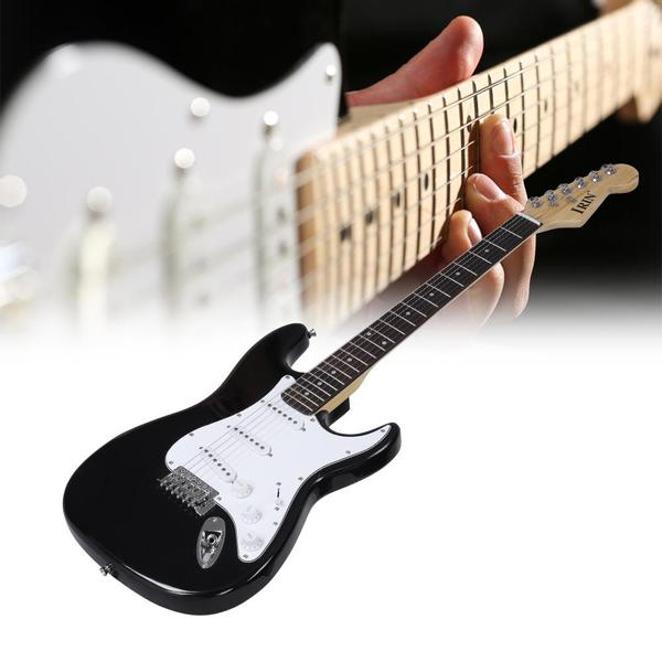39in 6-String Electric Guitar Rosewood Fingerboard
