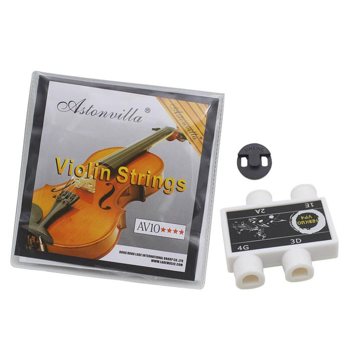 Violin Strings Rubber Mute Tuner