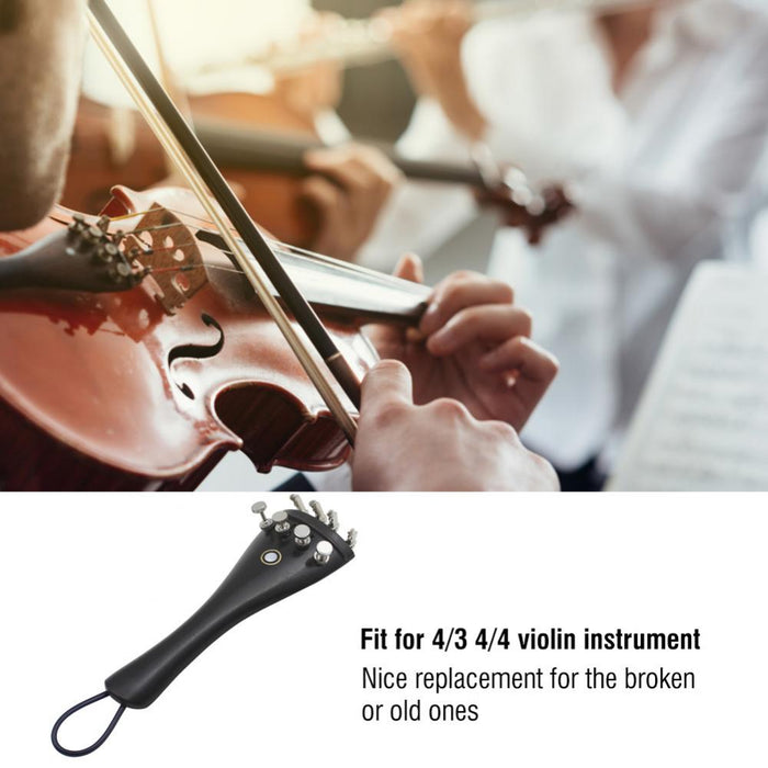 4/3-4/4 Violin 3-in-1 Accessory Part Kit