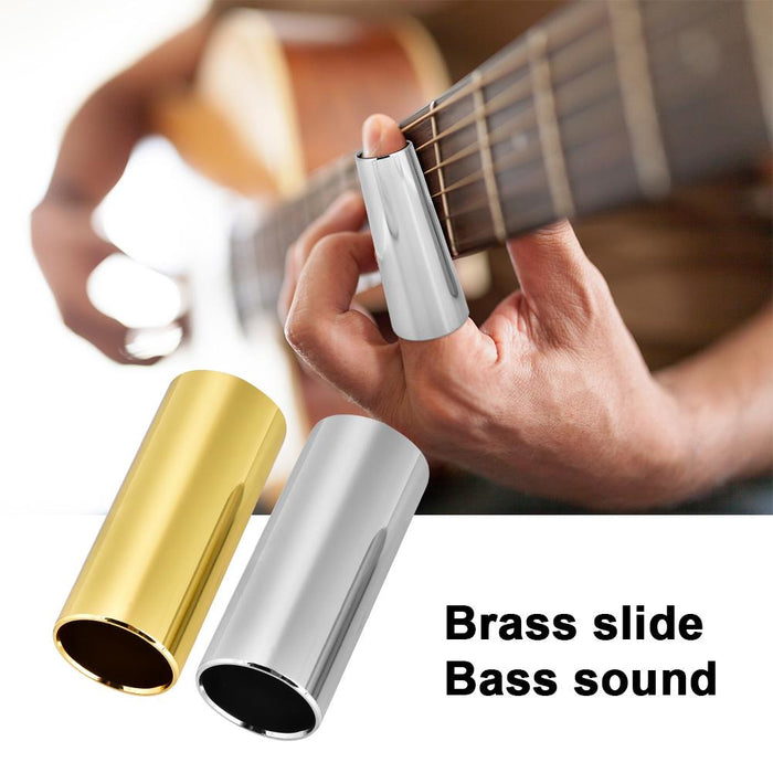 2 Pcs Brass Slide