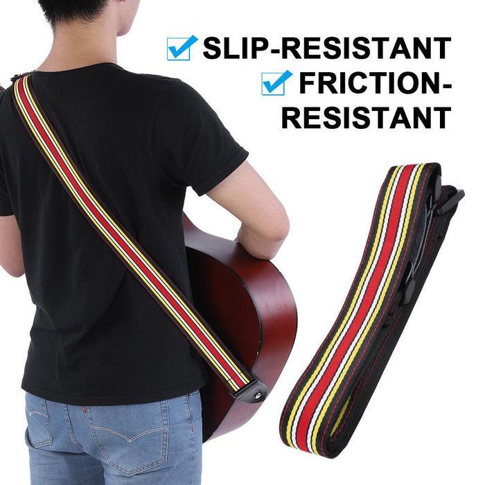 Adjustable Guitar Shoulder Strap