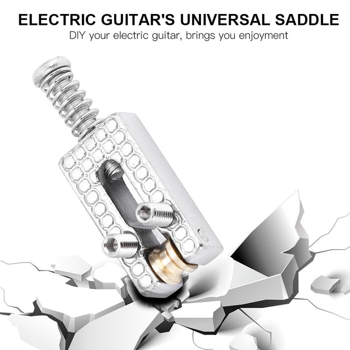 6pcs Guitar Saddles