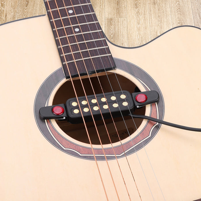 High Fidelity Low Noise Soundhole Sound Pickup Cable
