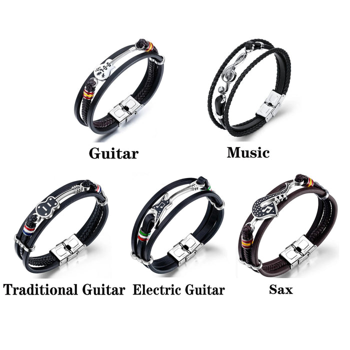 Unique Bracelet Limited Edition(Electric Guitar)