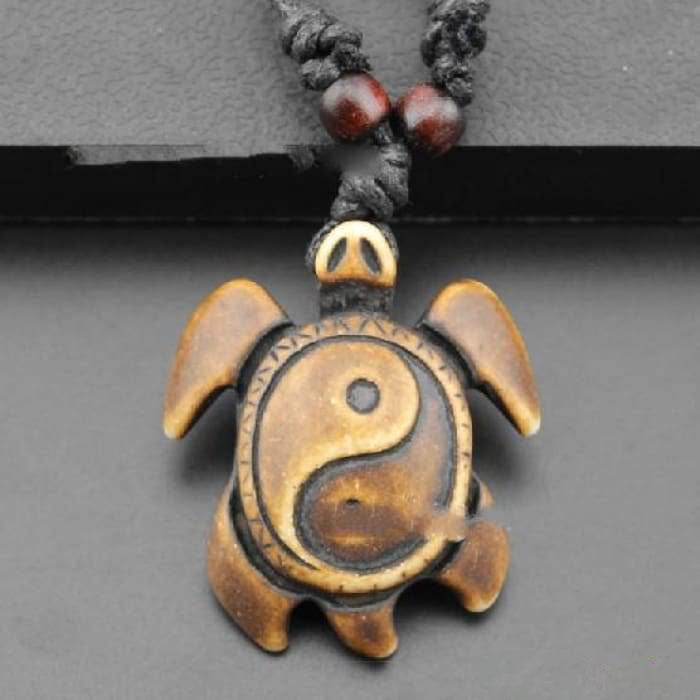 "Necklace ""Divine Turtle"""