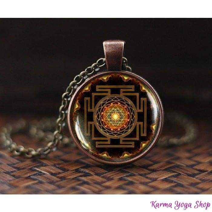 Sacred necklace