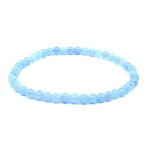 "Mini ""Energy"" Bracelet in Aquamarine"