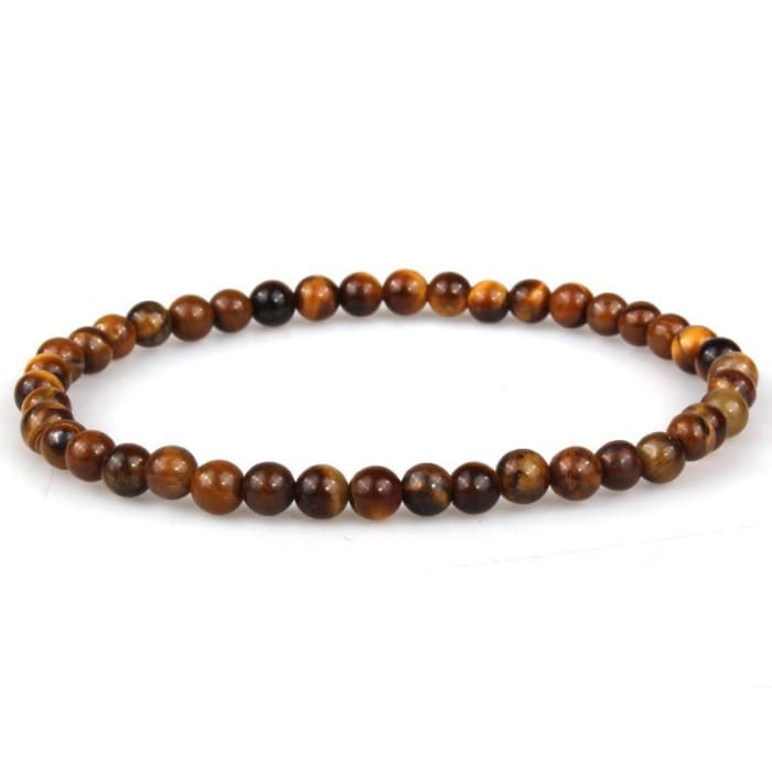 "Mini ""Energy"" Bracelet in Tiger Eye"