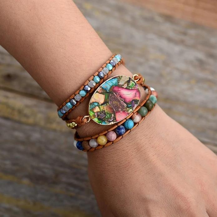 The Divine Warrior Bracelet