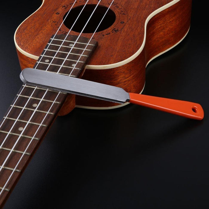 Dual Cutting Edge Tool for Guitar