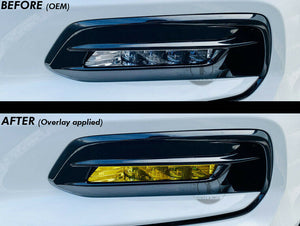 Fog Light Insert (Fits For: 2018 + Honda Accord)