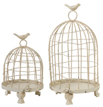Load image into Gallery viewer, Birdcages with Bird Finial