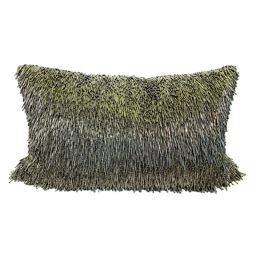 Pillow (Beaded Sequin Pillow - C-102)