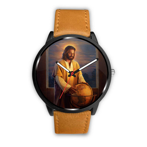 Jesus and the Globe Watch Limited Edition