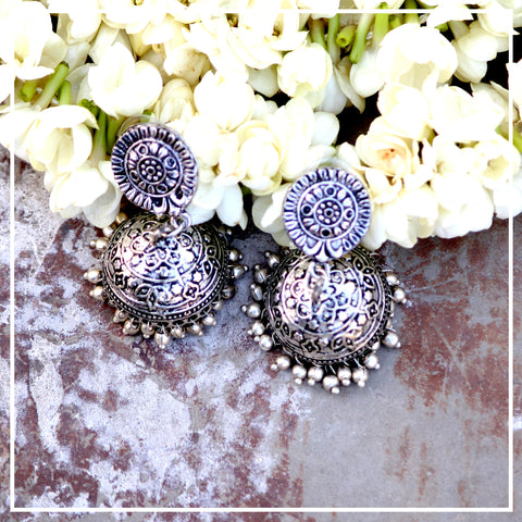 Nimi - Rozaana earrings