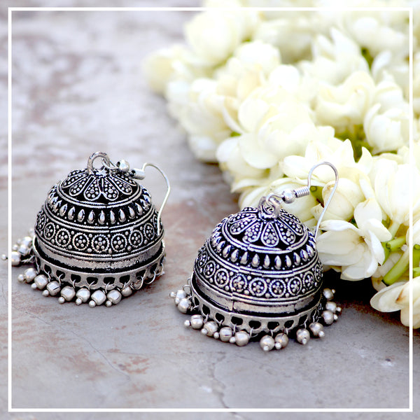 Nityam - Rozaana earrings