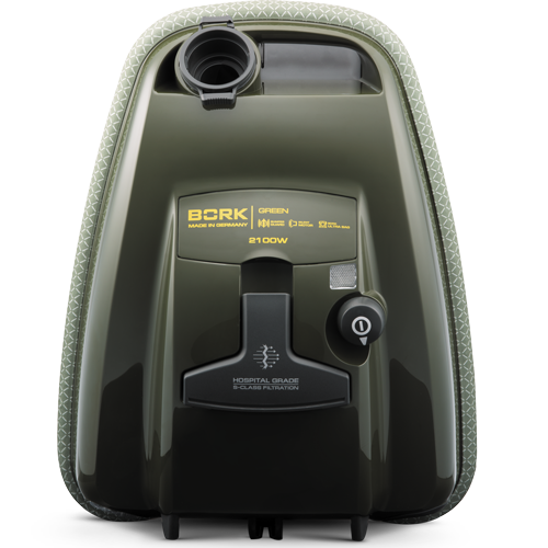 Vacuum cleaner V705 green