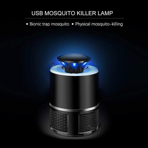Electronic Led Mosquito Killer Lamps USB Powered UV LED Light Super Trap Mosquito Killer Machine for Home Insect Killer Mosquito Killer Eco-Friendly Electric Mosquito Trap Device - Buy from EsyExpress.com