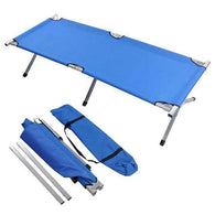 Folding Bed Cot for Camping Picnic Home and Outdoor - Buy from EsyExpress.com