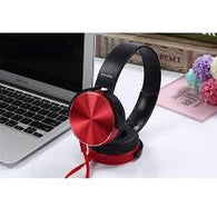 Extra Bass Stereo Headphone with Mic (3.5 mm Jack) Compatible with Apple, Samsung, Lenovo, Oppo, Vivo and All Smartphones, Laptops. Exclusive - Buy from EsyExpress.com