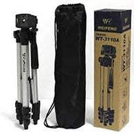 Tripod WT3110A With 3-Way HeadTripod for Nikon Sony Canon WT-3110A Exclusive