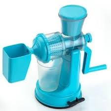 Plastic Vegetable Fruit Hand Juicer Exclusive - Buy from EsyExpress.com