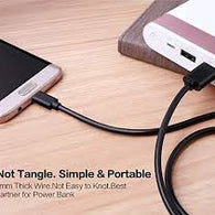 Micro USB Data Fast Charging & Sync Cable Quick Charge Lead for Android Smartphones, Bluetooth Earphones Power Bank Cable (Multicolour) Exclusive - Buy from EsyExpress.com