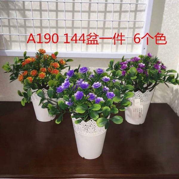 Bonsai Artificial Flowers 1 Piece Random Color - Buy from EsyExpress.com
