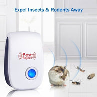 US Plug Ultrasonic Pest Repeller Plug In Pest Control Exclusive - Buy from EsyExpress.com