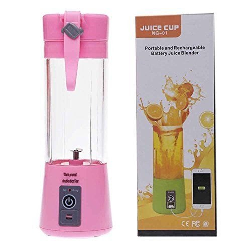 Portable and Rechargeable Battery Juice Blender - Buy from EsyExpress.com