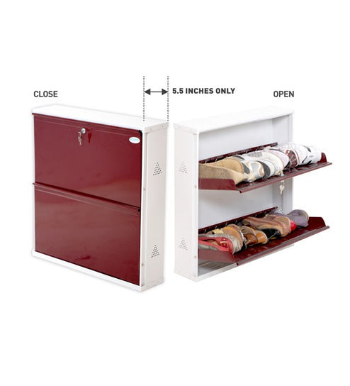 2 Shelves Jumbo Shoe Rack - Buy from EsyExpress.com