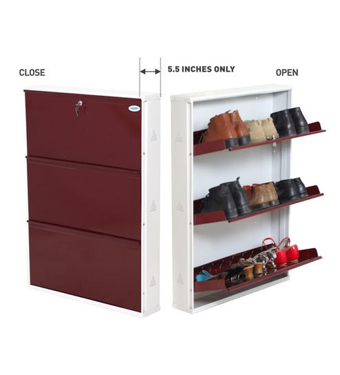 3 Shelves Jumbo Shoe Rack - Buy from EsyExpress.com