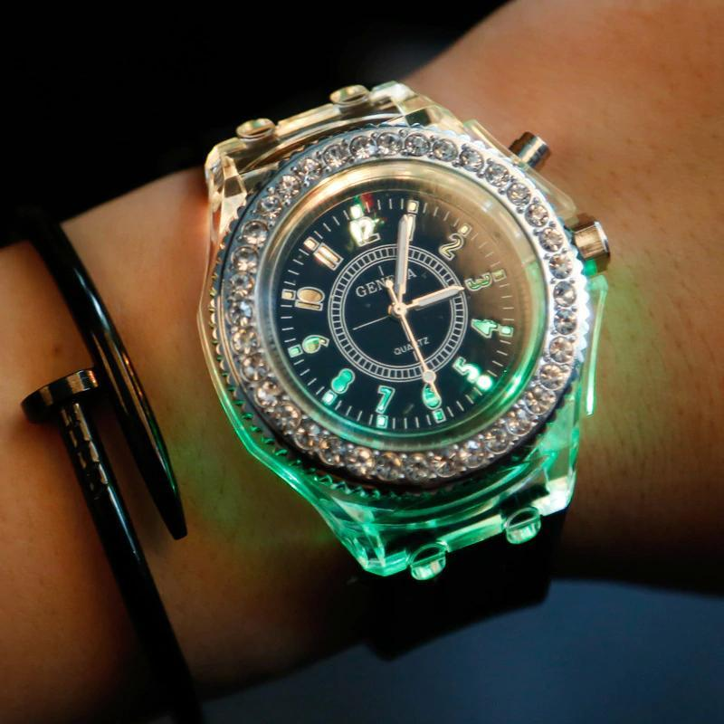 Luminous Glow Watch